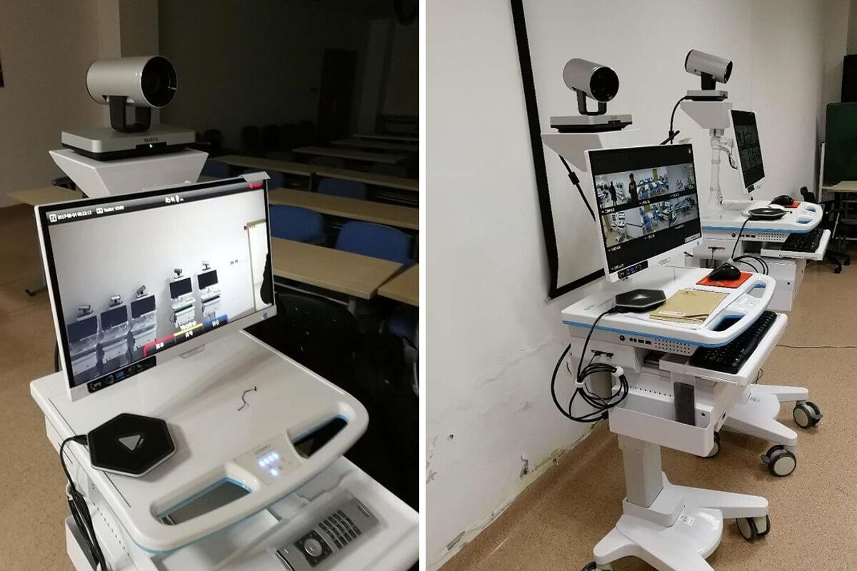 亿联医疗视频会议案例-温州医科大学附属第一医院