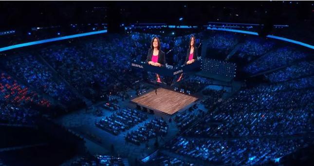微软inspire大会