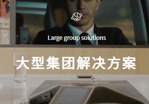 大型集团解决方案