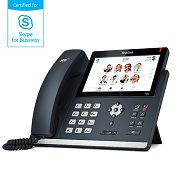 SIP-T48G<br>Skype for Business®