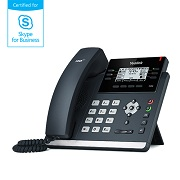 SIP-T42G<br>Skype for Business®