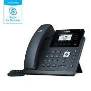 SIP-T40P<br>Skype for Business®