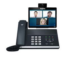 T49G 桌面视频话机