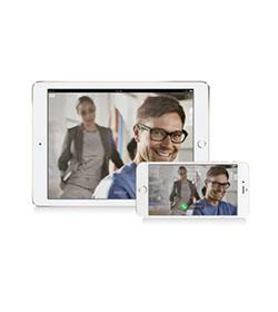 手机视频会议